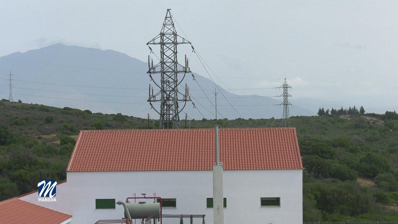 Nueva subestación eléctrica en  el municipio