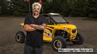 getlinkyoutube.com-UTVUnderground Presents: 2014 Dunefest - Guy Fieri & Polaris RZR