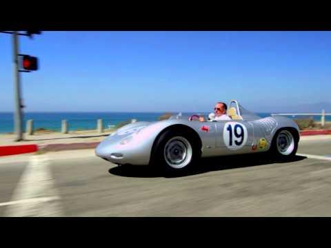 Jerry Seinfeld's 1959 Porsche 718 RSK