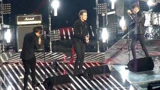 X Factor Final Results - One Direction - Midnight Memories width=