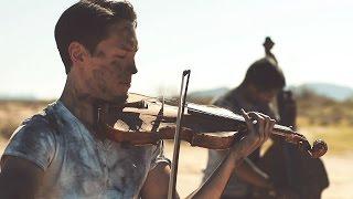 getlinkyoutube.com-Take Me To Church - Hozier (violin/cello/bass cover) - Simply Three
