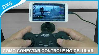 getlinkyoutube.com-Como Conectar Controle USB do PC no celular ou Tablets Android - [ROOT]