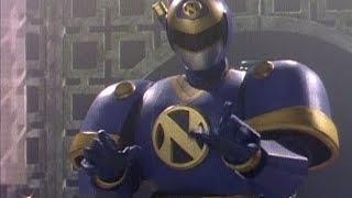 Mighty Morphin Power Rangers - Ninja Quest - Power Rangers meet Ninjor width=