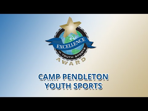 Camp Pendleton Youth Sports (Ca.) wins Excellence in Youth Sports Award (2015)