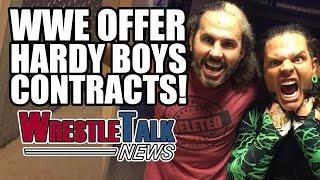 Goldberg Post Wrestlemania WWE Status! WWE Offer Matt & Jeff Hardy Contracts! | WrestleTalk News