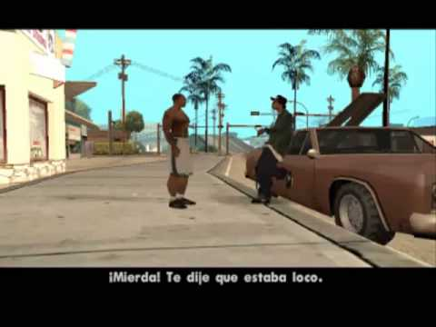 Gta San Andreas -  Fuck the police