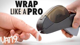 The Ultimate Handheld Tape Dispenser
