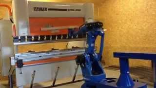 SPEED-BEND - Synchronized Hydraulic Press Brake