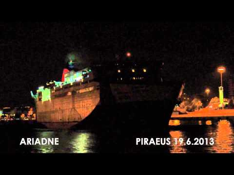 Click to view video ARIADNE first departure from Piraeus after 4 years!!