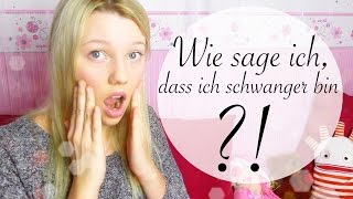 getlinkyoutube.com-Schwanger und nun?! Meine Reaktion | Isabeau