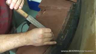 getlinkyoutube.com-Clay Sculpting Fixed Cracked Dash - Bailey Blade XTR Concept Car Design - Part 80