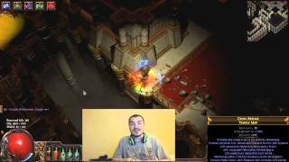 getlinkyoutube.com-[Path of Exile] Killing An Insane Piety