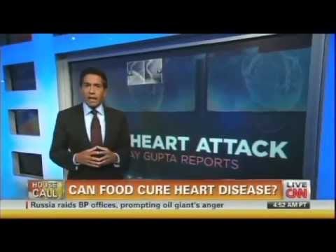 Can Food Cure Heart Disease?
