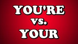 getlinkyoutube.com-YOU'RE vs. YOUR