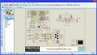 getlinkyoutube.com-Proteus Tutorial : Proteus VSM for Arduino