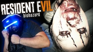 getlinkyoutube.com-😱TERROR ABSOLUTO EN REALIDAD VIRTUAL!😱| PS VR | Resident Evil 7 Demo