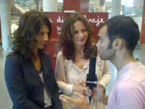 Maribel Verdú y Aitana Sánchez Gijón en EL CORREO.TV