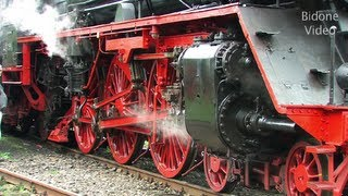 getlinkyoutube.com-Eisenbahn-Fest im Bw Nossen 2012 1/3 - Dampflok - Steam Train