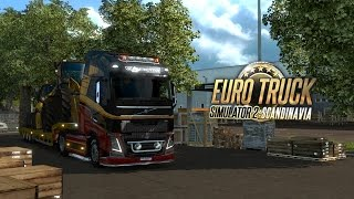 getlinkyoutube.com-Euro Truck Simulator 2: Road trip across Scandinavia