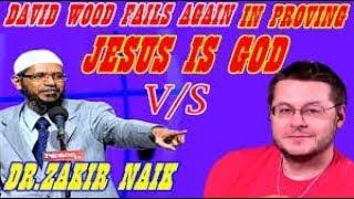 Debat Islam Kristen Terbaru. Dr Zakir Naik VS David Wood