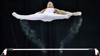 getlinkyoutube.com-Самые неприятные падения в спортивной гимнастике