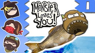 getlinkyoutube.com-Monster Loves You!: Fish Out of Water - PART 1 - Steam Train