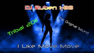 I like Move Move It - DJ Ruben i-88 (The Original Sound) (Remix)(Full)