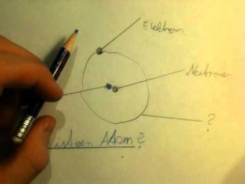 Was ist ein Atom?