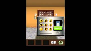 getlinkyoutube.com-Can You Escape 100 Doors Level 6 7 8 9 10 Walkthrough Cheats