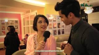 getlinkyoutube.com-So Sweet Atikah Suhaime & Niezam Zaidi.