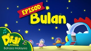 getlinkyoutube.com-Bulan | Didi & Friends | Segmen #3