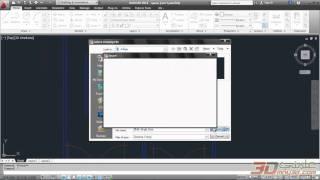 getlinkyoutube.com-تعليم اوتوكاد 2012 - تطبيق عملي شامل - الجزء الأول