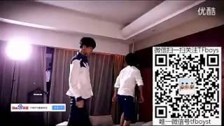 getlinkyoutube.com-TFBOYS Sổ tay thần tượng - Chuyện ngoài lề: Vương Tuấn Khải thẹn thùng