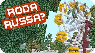 Minecraft: Hide N Seek - Roda Russa? Montanha Gigante?