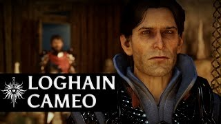 Dragon Age: Inquisition - Loghain Cameo