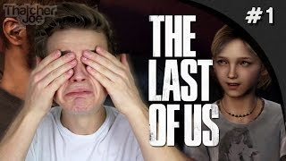 getlinkyoutube.com-I'M NOT CRYING MY EYES ARE JUST SWEATING! - Last of us #1