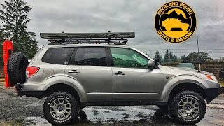 getlinkyoutube.com-2010 Subaru Forester XT Rig Walk Around