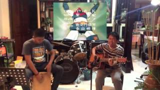getlinkyoutube.com-Voltes V Opening theme (Acoustic Cover)