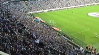 1860 München : Holstein Kiel - 02.06.2015 - You'll Never Walk Alone/Sechzgermarsch