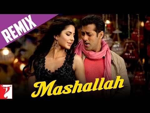 Mashallah - Remix Song - Ek Tha Tiger