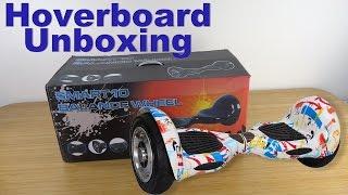 "getlinkyoutube.com-Self Balancing, 2-Wheel Smart Electric Scooter Unboxing  10"" Model, ""Mini-Segway"", ""Hoverboard"""