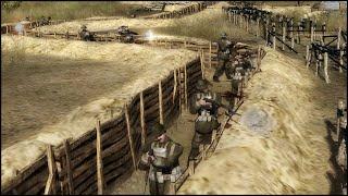 getlinkyoutube.com-TRENCH RATS - Battle of Empires: 1914-1918 Gameplay