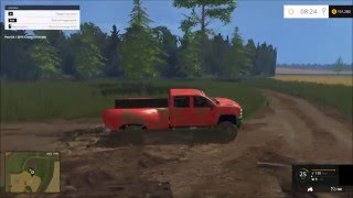 getlinkyoutube.com-Mudding Tests!!! Ep 2:Farming Simulator 2015