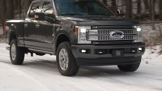 getlinkyoutube.com-Ford F-250 Super Duty 2017 Review