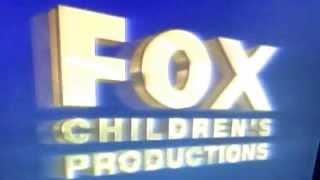 getlinkyoutube.com-Film Roman 1994/ Fox children's productions/ 20th Century fox television 1988 Logos