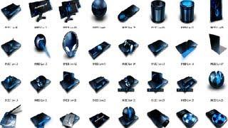 iconos alienware BreeD  regalo para mis amigos y suscriber
