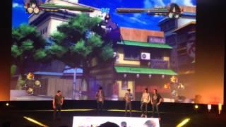 getlinkyoutube.com-Demo Naruto Shippuden Ultimate Ninja Storm 4