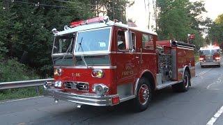 67th Annual Clifford, Pa Fire Company Parade & Picnic