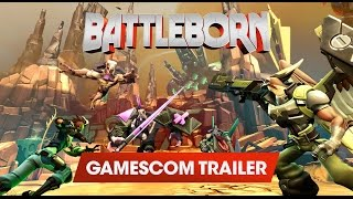 getlinkyoutube.com-Battleborn: Can't Get Enough (Gamescom 2015 Trailer)
