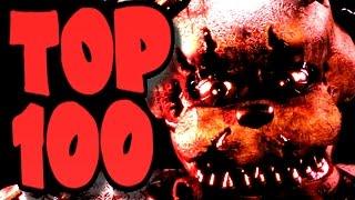 getlinkyoutube.com-TOP 100 Five Nights at Freddy's Fan Games
